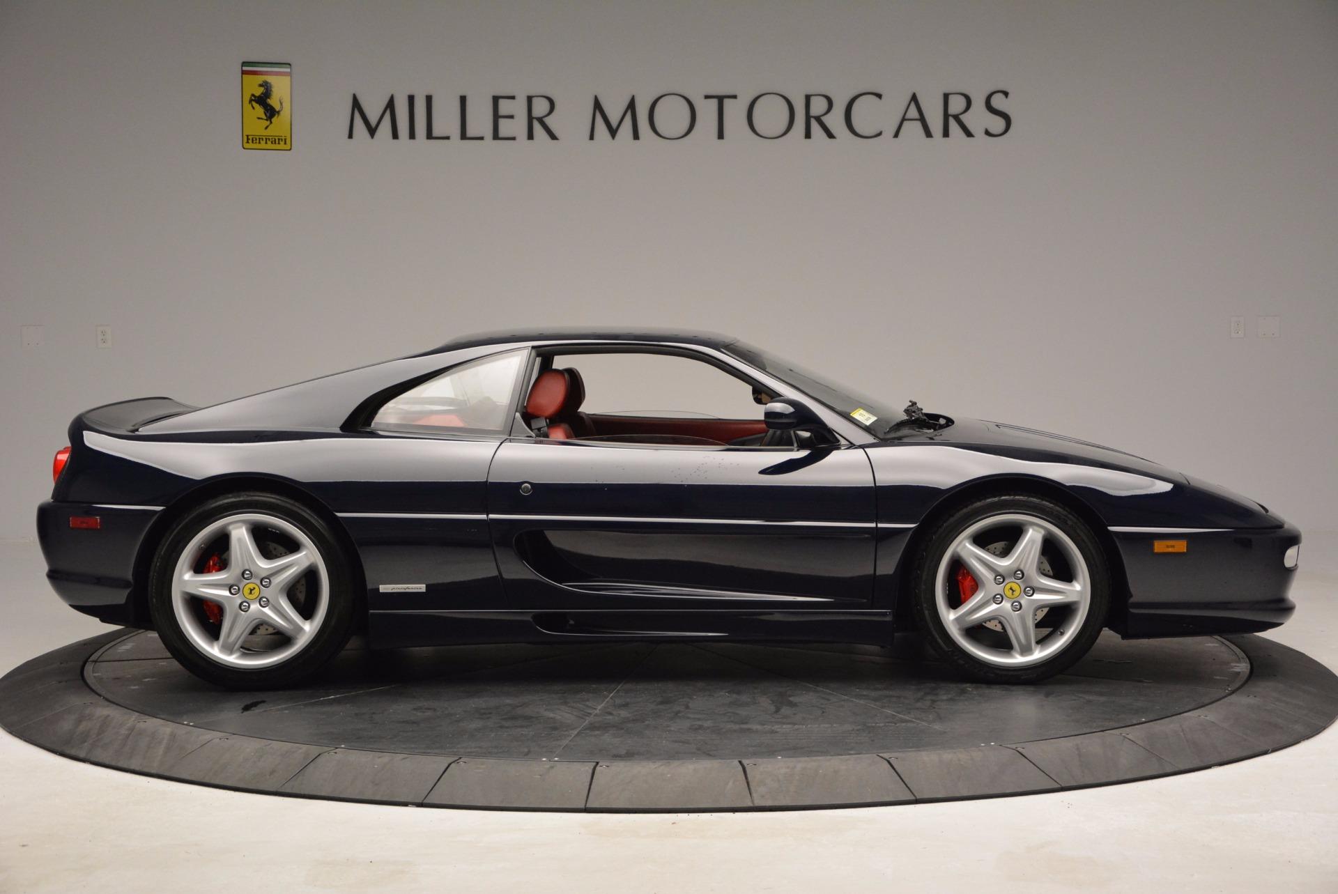 Used 1999 Ferrari 355 Berlinetta   Greenwich, CT
