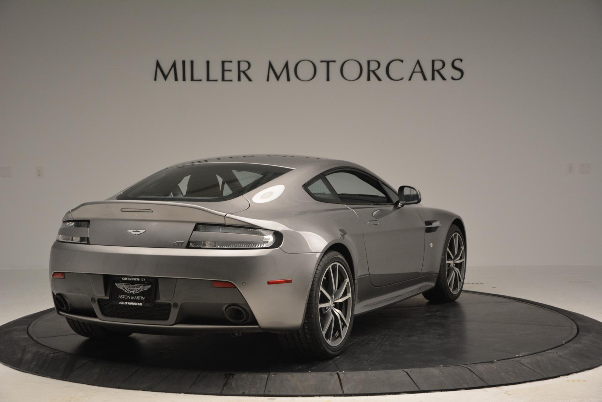 Used 2016 Aston Martin V8 Vantage GT Coupe   Greenwich, CT
