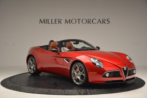 Used 2009 Alfa Romeo 8C Competizione Spider for sale $353,900 at Bugatti of Greenwich in Greenwich CT 06830 11