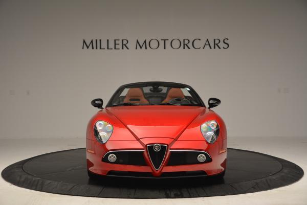 Used 2009 Alfa Romeo 8C Competizione Spider for sale Call for price at Bugatti of Greenwich in Greenwich CT 06830 12