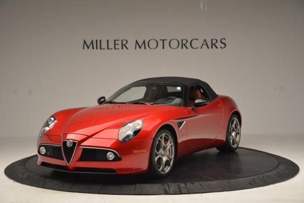Used 2009 Alfa Romeo 8C Competizione Spider for sale $353,900 at Bugatti of Greenwich in Greenwich CT 06830 13