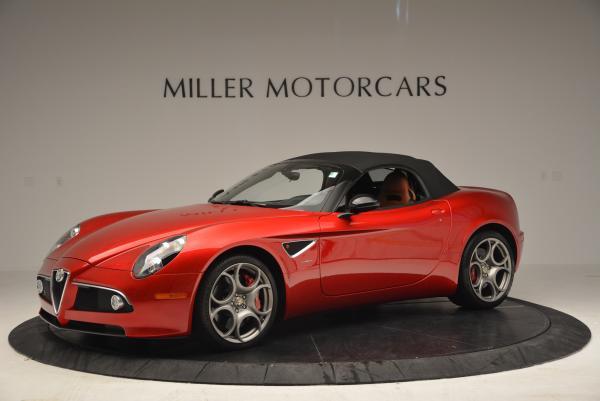 Used 2009 Alfa Romeo 8C Competizione Spider for sale $353,900 at Bugatti of Greenwich in Greenwich CT 06830 14