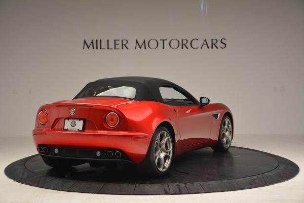 Used 2009 Alfa Romeo 8C Competizione Spider for sale $353,900 at Bugatti of Greenwich in Greenwich CT 06830 19