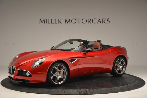 Used 2009 Alfa Romeo 8C Competizione Spider for sale $353,900 at Bugatti of Greenwich in Greenwich CT 06830 2