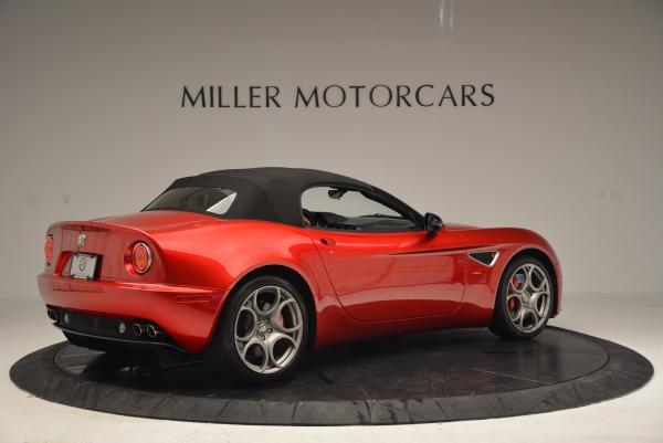 Used 2009 Alfa Romeo 8C Competizione Spider for sale $353,900 at Bugatti of Greenwich in Greenwich CT 06830 20
