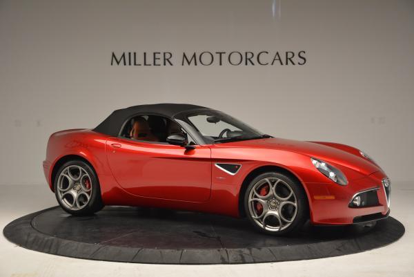 Used 2009 Alfa Romeo 8C Competizione Spider for sale $353,900 at Bugatti of Greenwich in Greenwich CT 06830 22