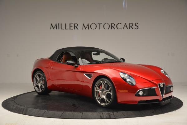 Used 2009 Alfa Romeo 8C Competizione Spider for sale $353,900 at Bugatti of Greenwich in Greenwich CT 06830 23