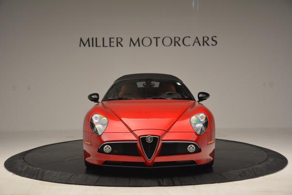 Used 2009 Alfa Romeo 8C Competizione Spider for sale Call for price at Bugatti of Greenwich in Greenwich CT 06830 24