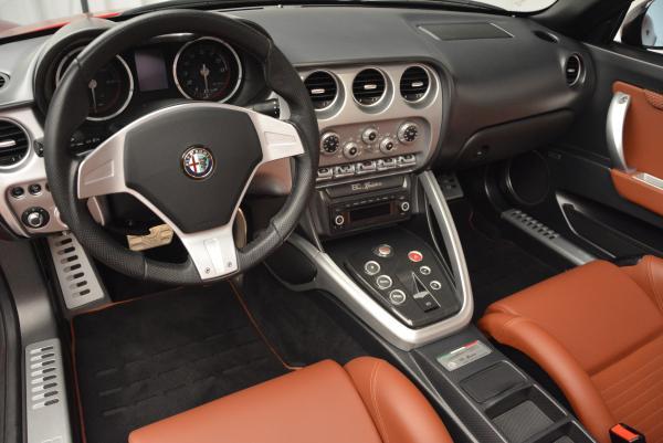 Used 2009 Alfa Romeo 8C Competizione Spider for sale $353,900 at Bugatti of Greenwich in Greenwich CT 06830 25