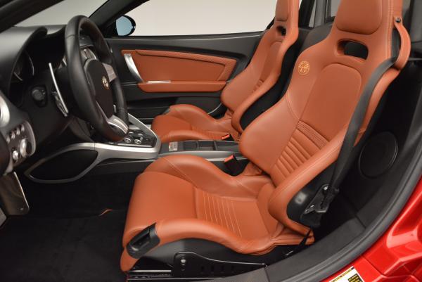 Used 2009 Alfa Romeo 8C Competizione Spider for sale Call for price at Bugatti of Greenwich in Greenwich CT 06830 26