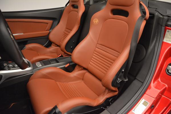Used 2009 Alfa Romeo 8C Competizione Spider for sale $353,900 at Bugatti of Greenwich in Greenwich CT 06830 27