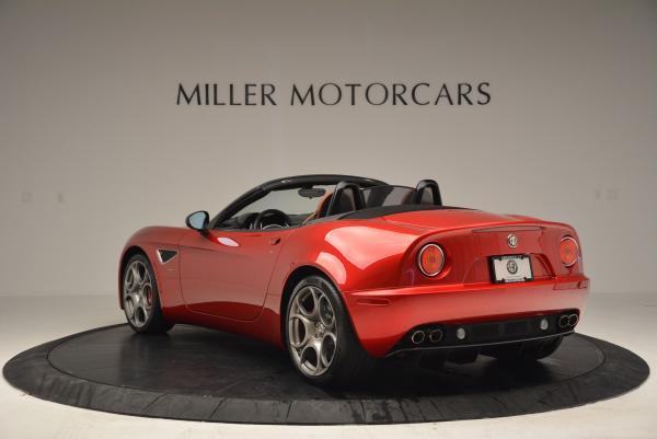 Used 2009 Alfa Romeo 8C Competizione Spider for sale $353,900 at Bugatti of Greenwich in Greenwich CT 06830 5
