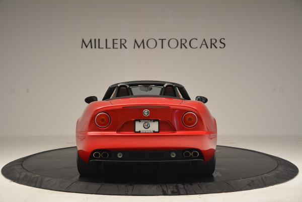 Used 2009 Alfa Romeo 8C Competizione Spider for sale $353,900 at Bugatti of Greenwich in Greenwich CT 06830 6