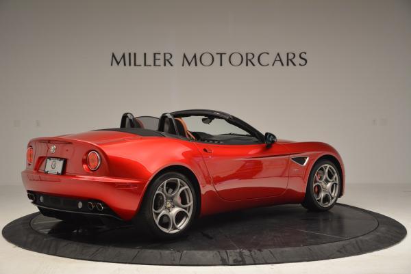 Used 2009 Alfa Romeo 8C Competizione Spider for sale $353,900 at Bugatti of Greenwich in Greenwich CT 06830 8