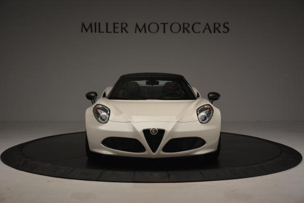 New 2015 Alfa Romeo 4C Spider for sale Sold at Bugatti of Greenwich in Greenwich CT 06830 12