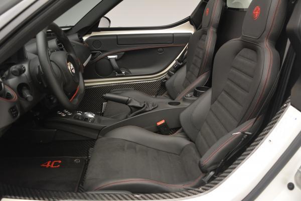 New 2015 Alfa Romeo 4C Spider for sale Sold at Bugatti of Greenwich in Greenwich CT 06830 25
