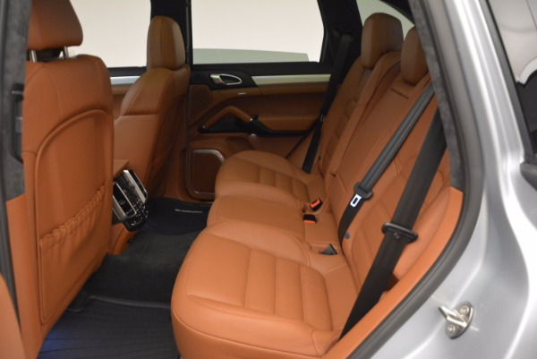 Used 2016 Porsche Cayenne Turbo for sale Sold at Bugatti of Greenwich in Greenwich CT 06830 26