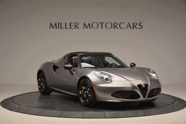 New 2016 Alfa Romeo 4C Spider for sale Sold at Bugatti of Greenwich in Greenwich CT 06830 11