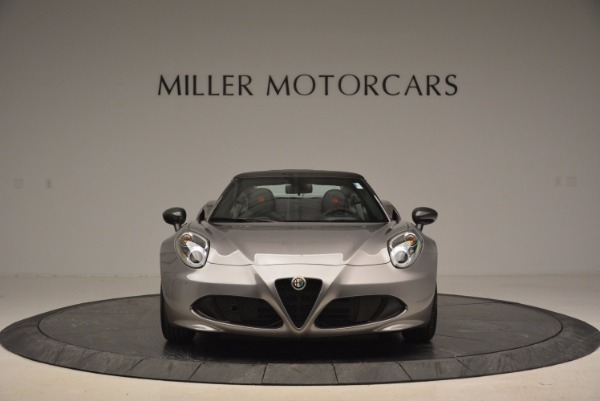 New 2016 Alfa Romeo 4C Spider for sale Sold at Bugatti of Greenwich in Greenwich CT 06830 12