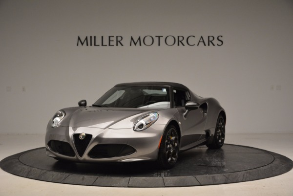 New 2016 Alfa Romeo 4C Spider for sale Sold at Bugatti of Greenwich in Greenwich CT 06830 13