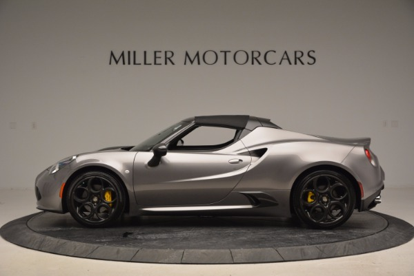 New 2016 Alfa Romeo 4C Spider for sale Sold at Bugatti of Greenwich in Greenwich CT 06830 15