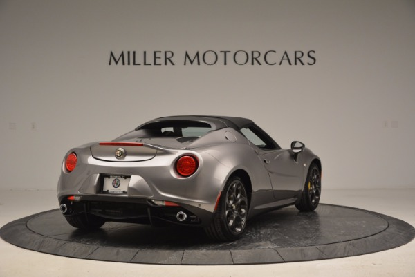 New 2016 Alfa Romeo 4C Spider for sale Sold at Bugatti of Greenwich in Greenwich CT 06830 19