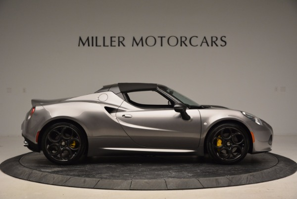 New 2016 Alfa Romeo 4C Spider for sale Sold at Bugatti of Greenwich in Greenwich CT 06830 21