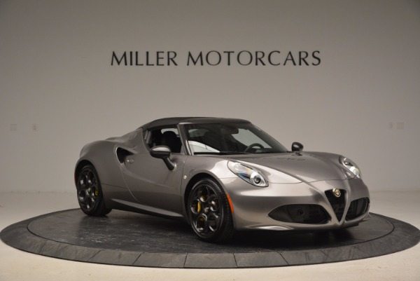 New 2016 Alfa Romeo 4C Spider for sale Sold at Bugatti of Greenwich in Greenwich CT 06830 23