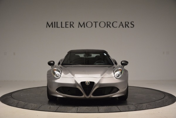 New 2016 Alfa Romeo 4C Spider for sale Sold at Bugatti of Greenwich in Greenwich CT 06830 24