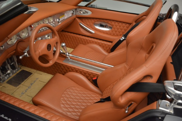 Used 2006 Spyker C8 Spyder for sale Sold at Bugatti of Greenwich in Greenwich CT 06830 14