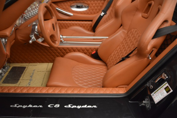 Used 2006 Spyker C8 Spyder for sale Sold at Bugatti of Greenwich in Greenwich CT 06830 15