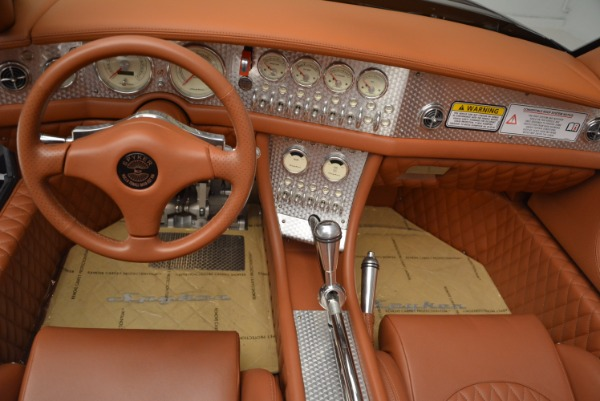 Used 2006 Spyker C8 Spyder for sale Sold at Bugatti of Greenwich in Greenwich CT 06830 17