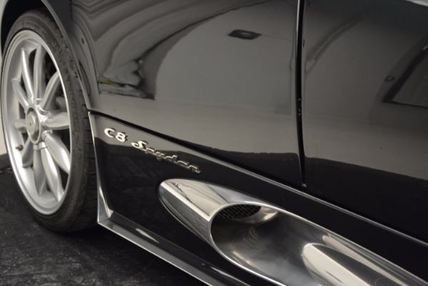 Used 2006 Spyker C8 Spyder for sale Sold at Bugatti of Greenwich in Greenwich CT 06830 23