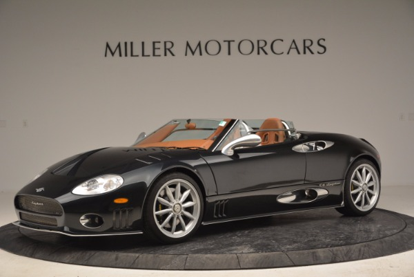 Used 2006 Spyker C8 Spyder for sale Sold at Bugatti of Greenwich in Greenwich CT 06830 4