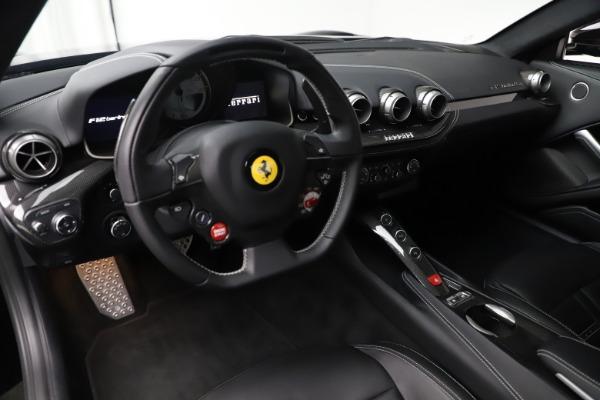 Used 2016 Ferrari F12 Berlinetta for sale Sold at Bugatti of Greenwich in Greenwich CT 06830 15
