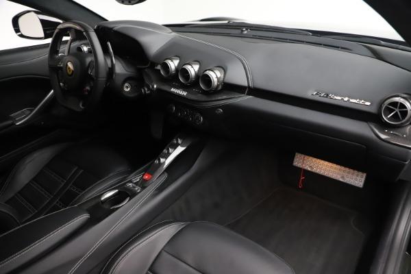 Used 2016 Ferrari F12 Berlinetta for sale Sold at Bugatti of Greenwich in Greenwich CT 06830 18