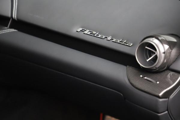 Used 2016 Ferrari F12 Berlinetta for sale Sold at Bugatti of Greenwich in Greenwich CT 06830 22