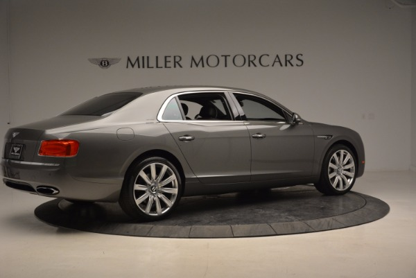 Used 2014 Bentley Flying Spur for sale Sold at Bugatti of Greenwich in Greenwich CT 06830 8
