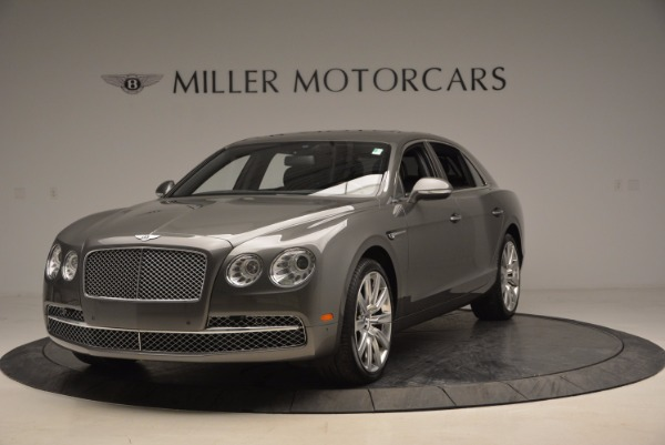 Used 2014 Bentley Flying Spur for sale Sold at Bugatti of Greenwich in Greenwich CT 06830 1