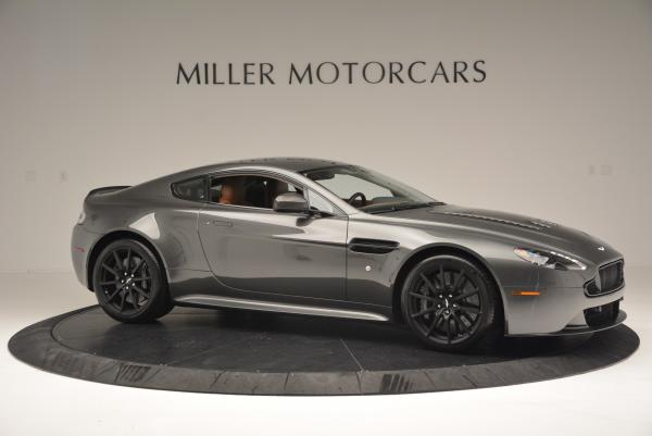 Used 2015 Aston Martin V12 Vantage S for sale Sold at Bugatti of Greenwich in Greenwich CT 06830 10