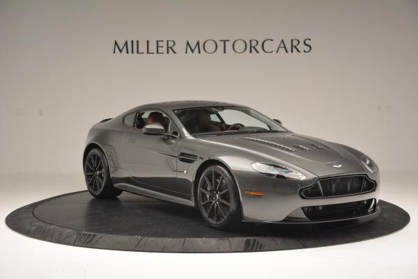 Used 2015 Aston Martin V12 Vantage S for sale Sold at Bugatti of Greenwich in Greenwich CT 06830 11