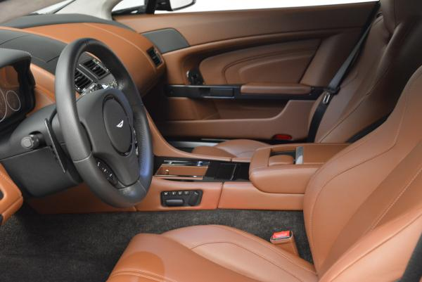 Used 2015 Aston Martin V12 Vantage S for sale Sold at Bugatti of Greenwich in Greenwich CT 06830 13