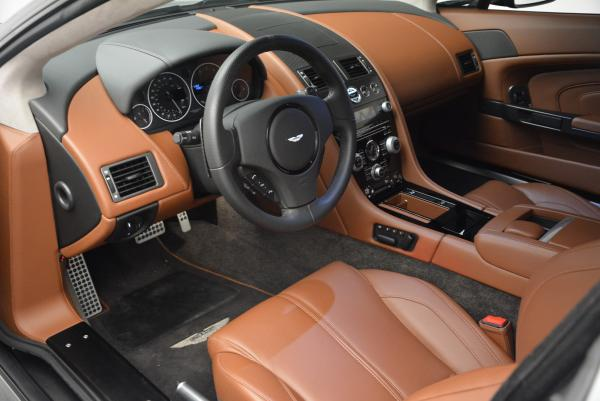 Used 2015 Aston Martin V12 Vantage S for sale Sold at Bugatti of Greenwich in Greenwich CT 06830 15