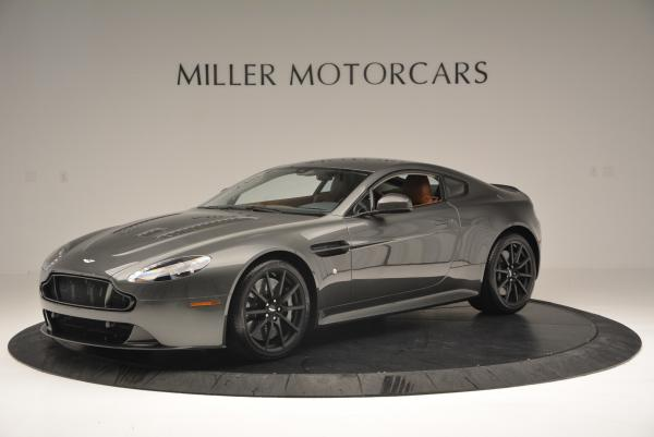 Used 2015 Aston Martin V12 Vantage S for sale Sold at Bugatti of Greenwich in Greenwich CT 06830 2