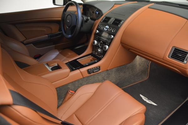 Used 2015 Aston Martin V12 Vantage S for sale Sold at Bugatti of Greenwich in Greenwich CT 06830 24