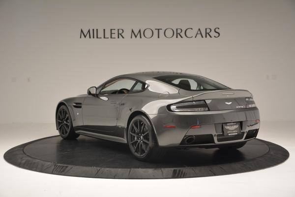 Used 2015 Aston Martin V12 Vantage S for sale Sold at Bugatti of Greenwich in Greenwich CT 06830 5