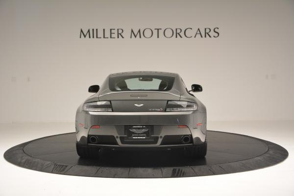 Used 2015 Aston Martin V12 Vantage S for sale Sold at Bugatti of Greenwich in Greenwich CT 06830 6