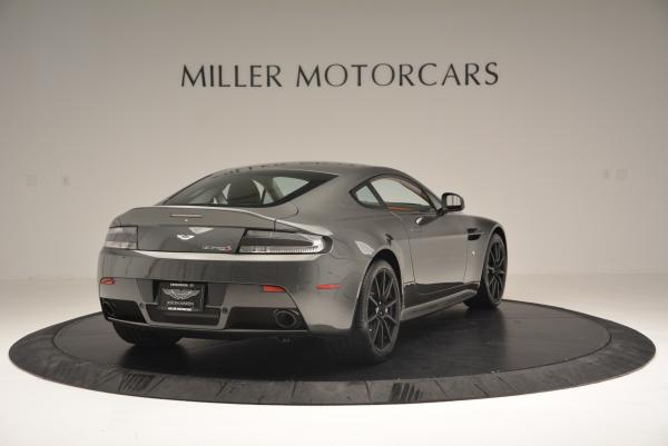 Used 2015 Aston Martin V12 Vantage S for sale Sold at Bugatti of Greenwich in Greenwich CT 06830 7