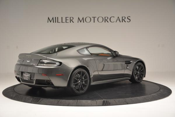 Used 2015 Aston Martin V12 Vantage S for sale Sold at Bugatti of Greenwich in Greenwich CT 06830 8