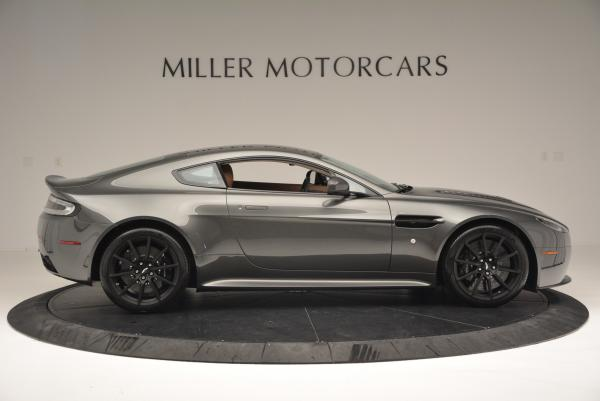 Used 2015 Aston Martin V12 Vantage S for sale Sold at Bugatti of Greenwich in Greenwich CT 06830 9